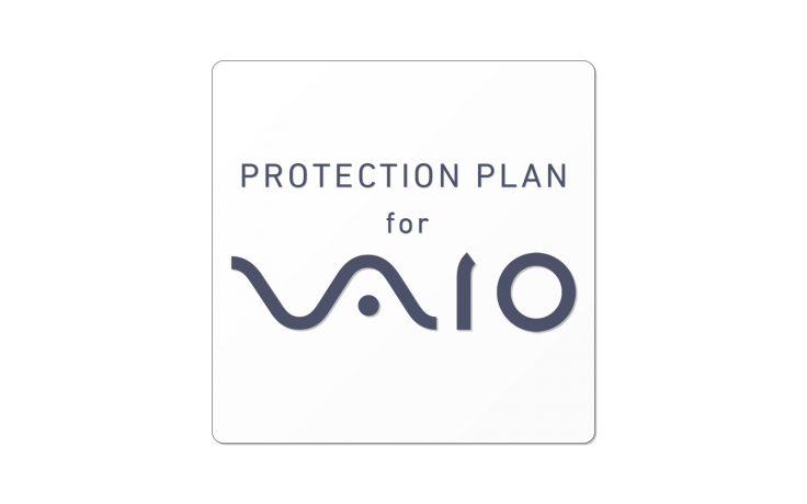VAIO S Protection Plan