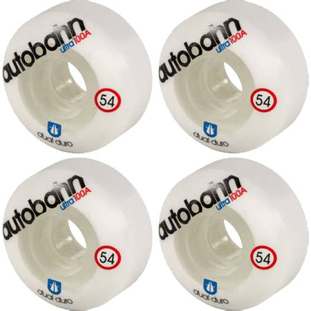 Autobahn Ultra Dual Duro Pro Wheel Set Pick A Size