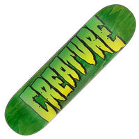 Creature Logo Stumps Green Team Pro Deck 8.5