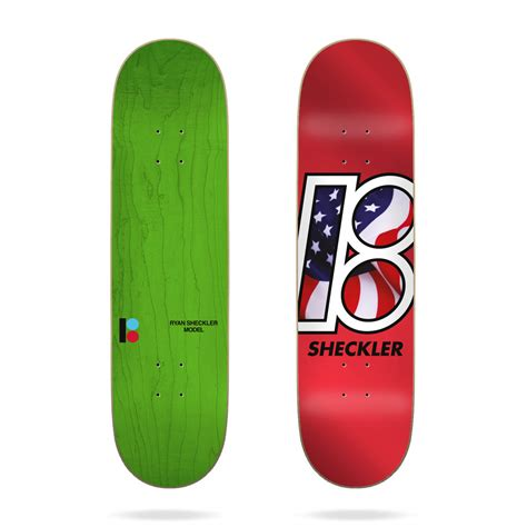Plan B Ryan Sheckler Global Pro Deck 8.0