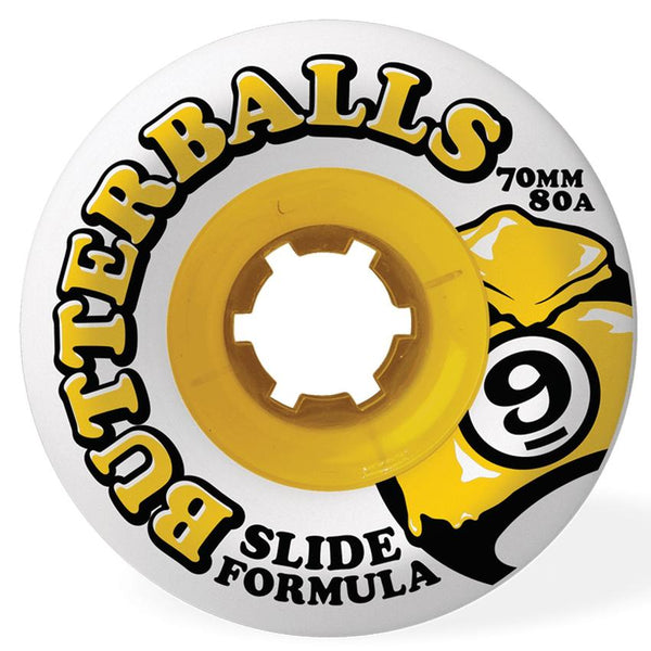 Sector 9 Butterballs Slide Formula Wheel Set (4)