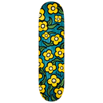 Krooked Wild Style Flowers Pro Deck 7.7