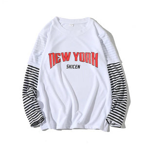 New york Skicen Unisex Shirt