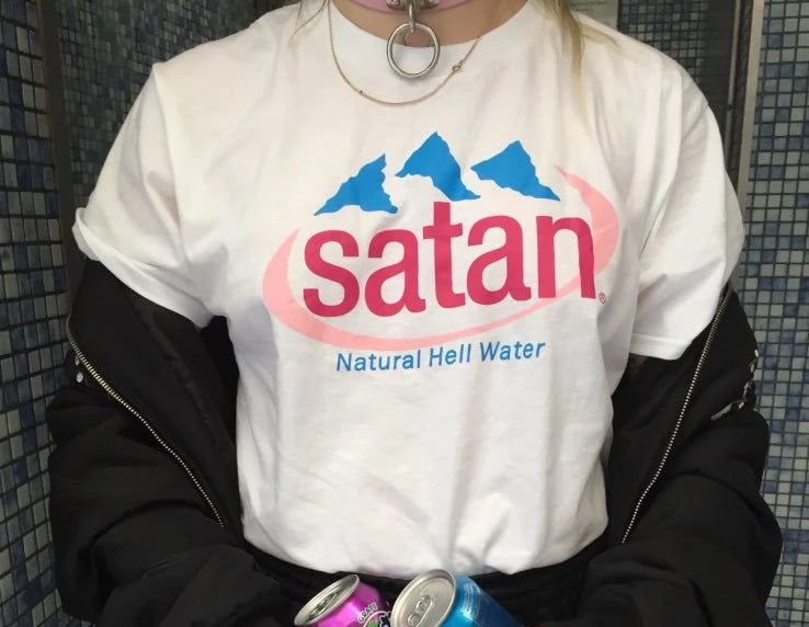 Satan : natural hell water