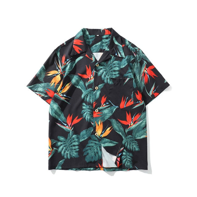 Spicy floral Shirt