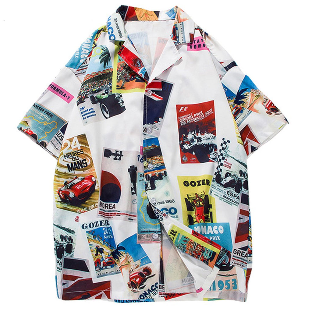 Cars Race shirt