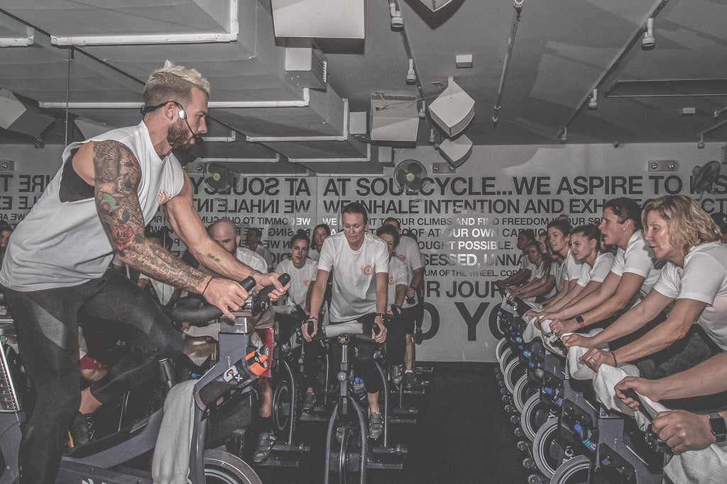 NYC Cycle For Recovery Charity Event