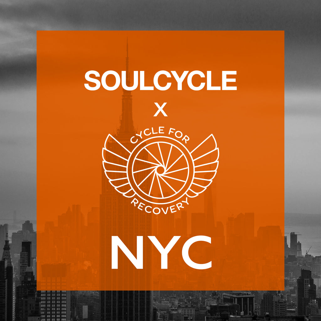 BUY A BIKE! OCT 5TH @ 1 PM: SOULCYCLE GRAND CENTRAL NYC