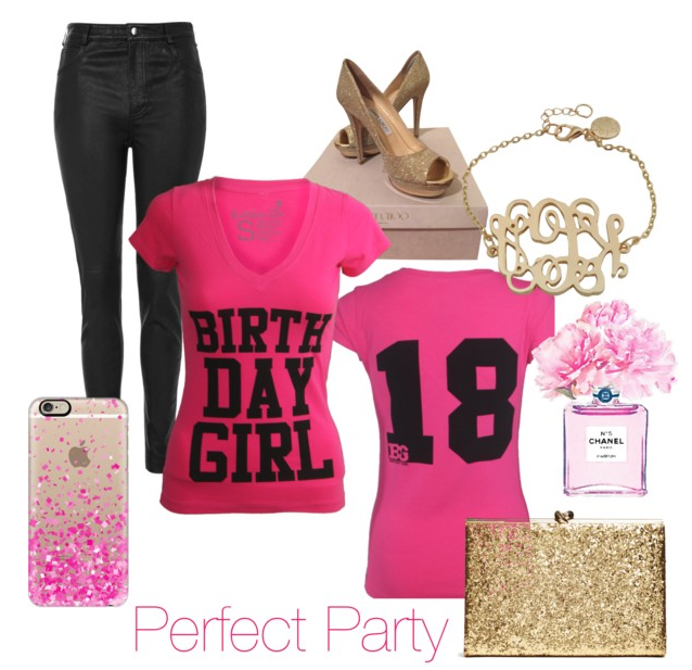 How To Rock Your Birthday Shirt Perfect 18th Outfit