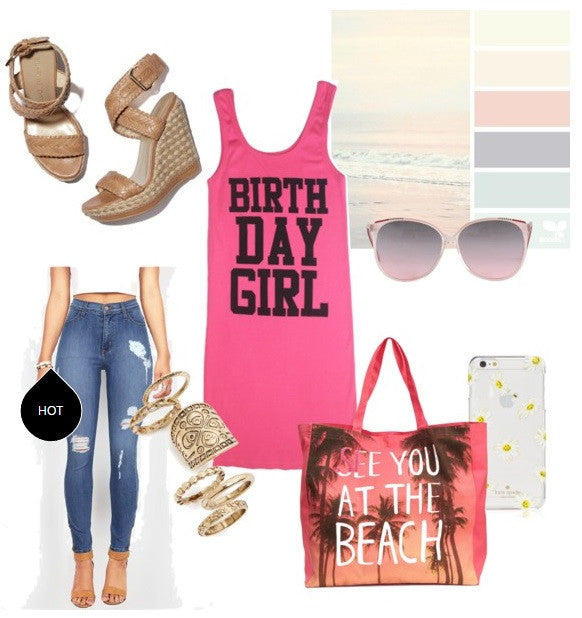 Birthday Ideas And Gifts For Her Tagged Summer Fashion Birthday