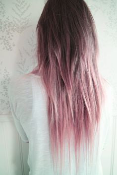 5 Easy Steps to Coloring your Hair Pastel Ombre - Birthday ...