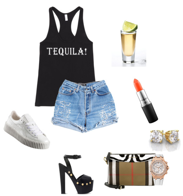 fb1c78a3a638 How to Rock Your 21st Birthday Shirt: Tequila Tank Edition ...