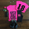 How to Rock Your Birthday Shirt Vol 3