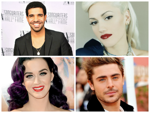 Happy Birthday to the Celebs CELEBrating birthdays in October!
