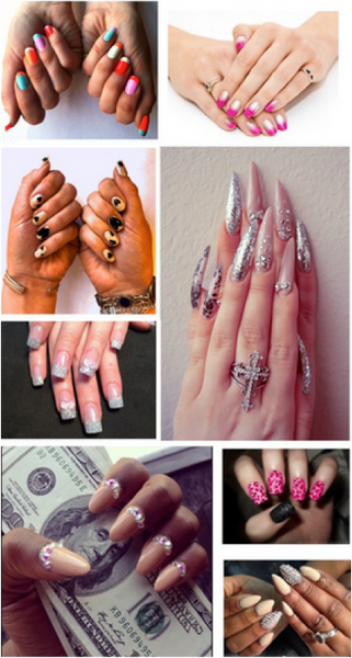 Get your Nail Game tight for your birthday!