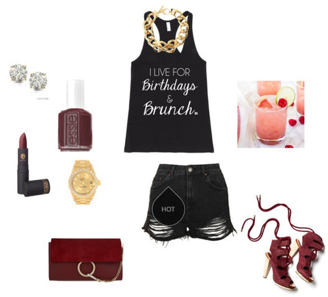 birthday brunch birthday outfit ideas for her