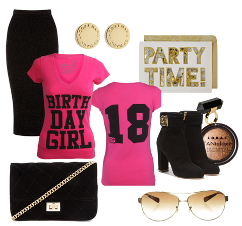 birthday ideas and gifts for her tagged night out birthday girl
