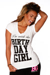 I'm With the Birthday Girl Tshirt