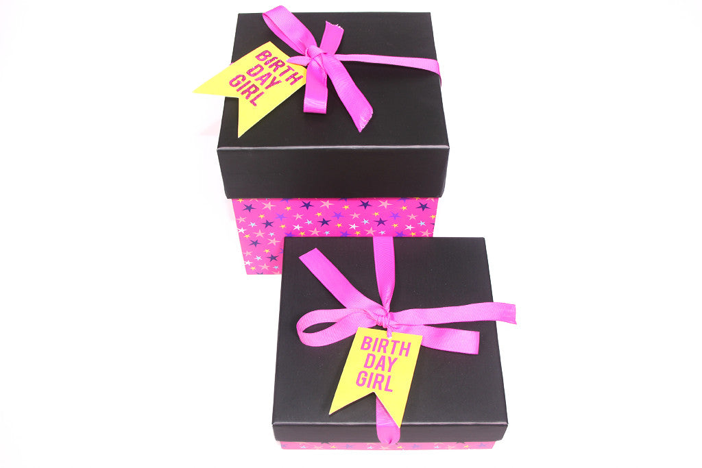Accessories - Specialty Birthday Girl Gift Wrapping
