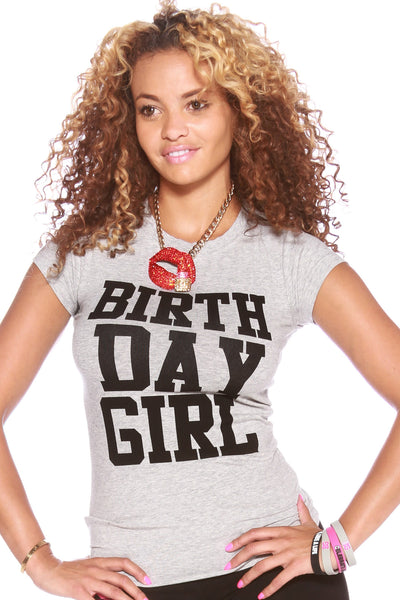 Crew - Birthday Girl Tshirt