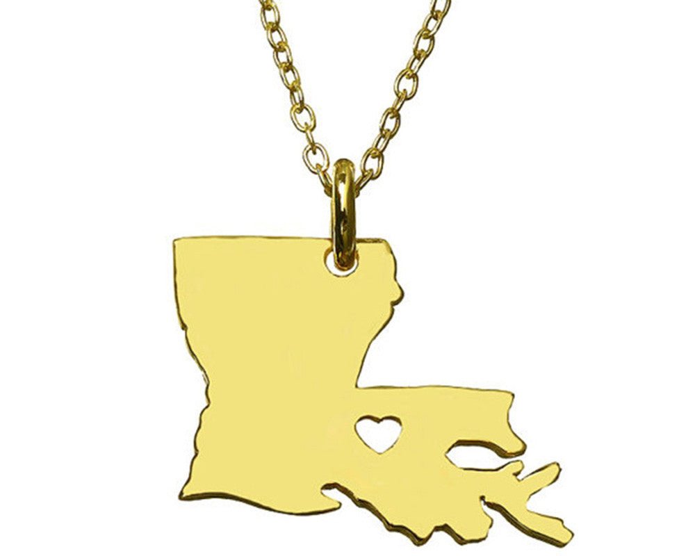 Jewelry - Louisiana Necklace