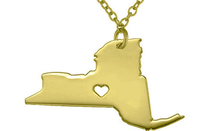 Jewelry - New York State Necklace