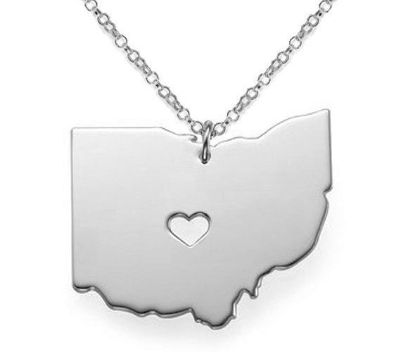 Jewelry - Ohio State Necklaces