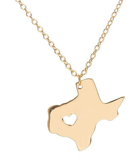 Jewelry - Texas Necklace
