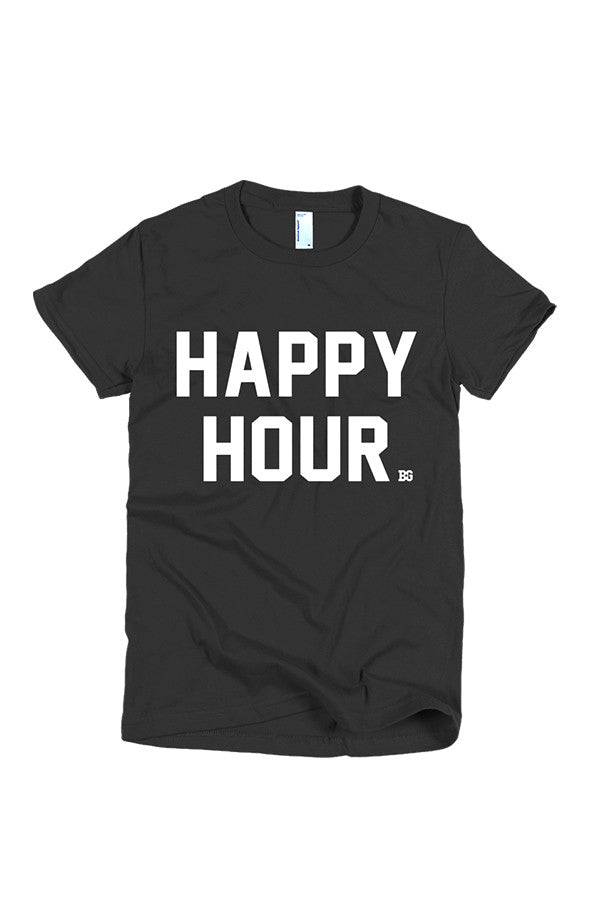 Print Aura - Happy Hour Tee
