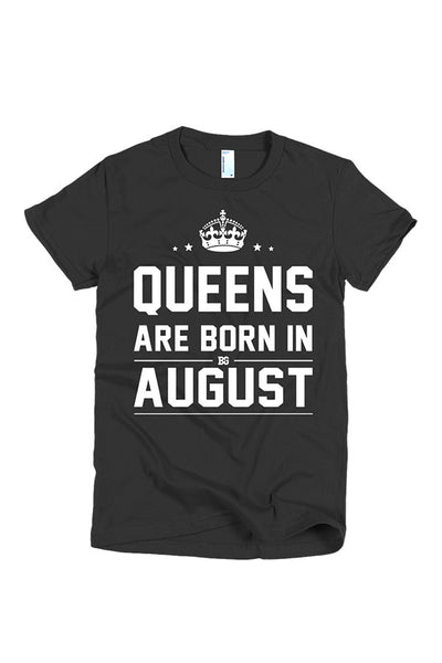 Print Aura - Queens Are Born In August