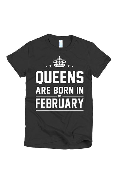 Print Aura - Queens Are Born In February