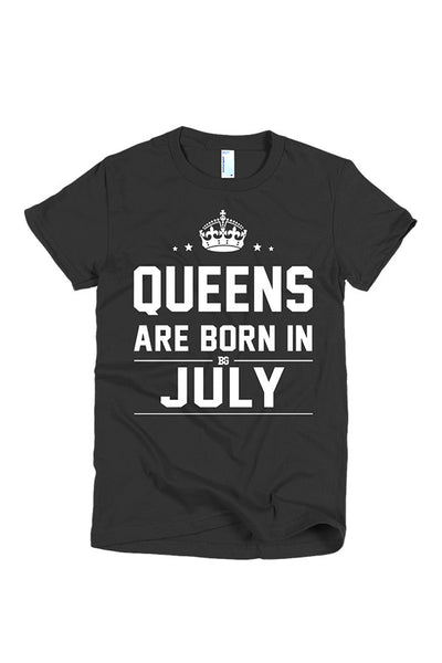 Print Aura - Queens Are Born In July