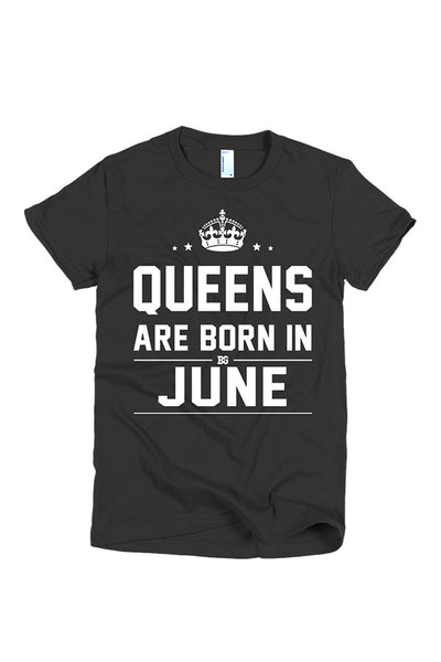 Print Aura - Queens Are Born In June