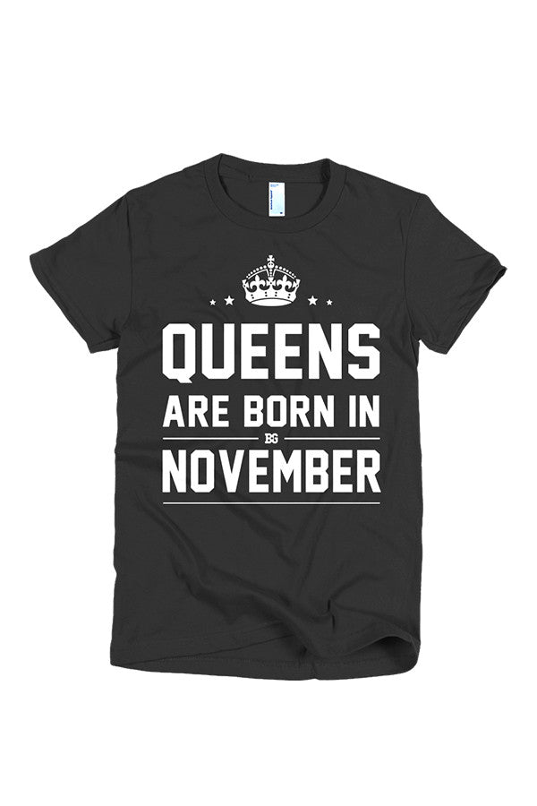 Print Aura - Queens Are Born In November