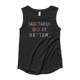 Sagittarius Do it Better Muscle Tank