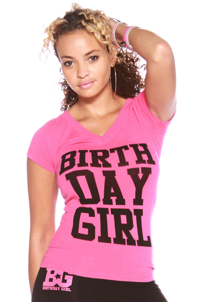 V-Neck - 21st Birthday Gift Tshirt