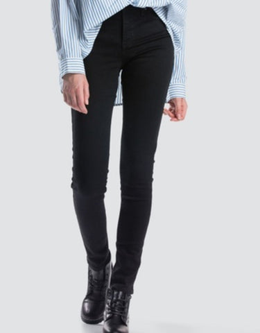311 Shaping Skinny Women Levi's Black