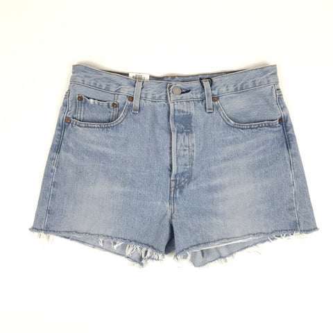 501 High Rise Short Levi's Wm Weak in the Knees