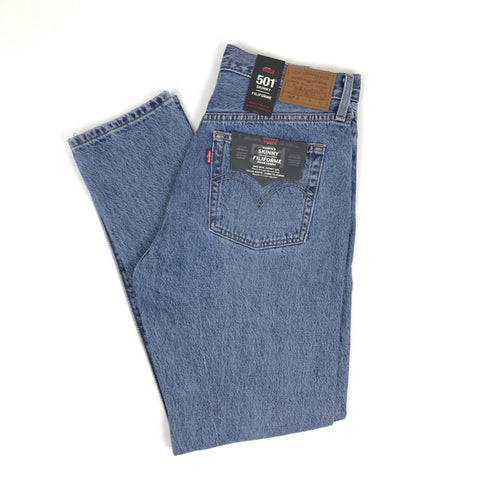 501 Skinny Levi's Wm Nice as Pie