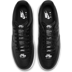 Nike Air Force 1 '07 LV8 Low Double Air Low Men Black White