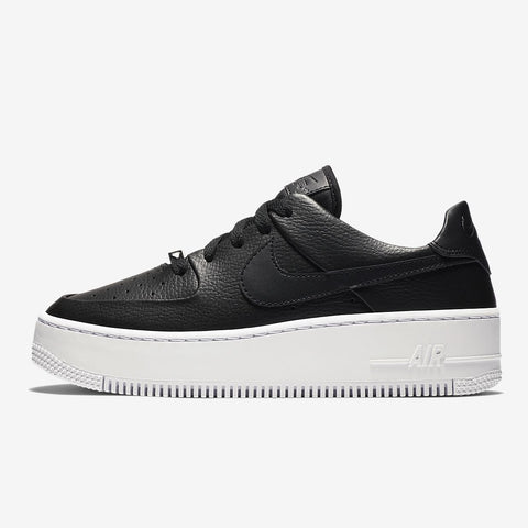 Air Force 1 Sage Low Nike Women Black/White