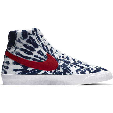 Blazer Mid '77 Vintage Men Nike University Red White Blue Void