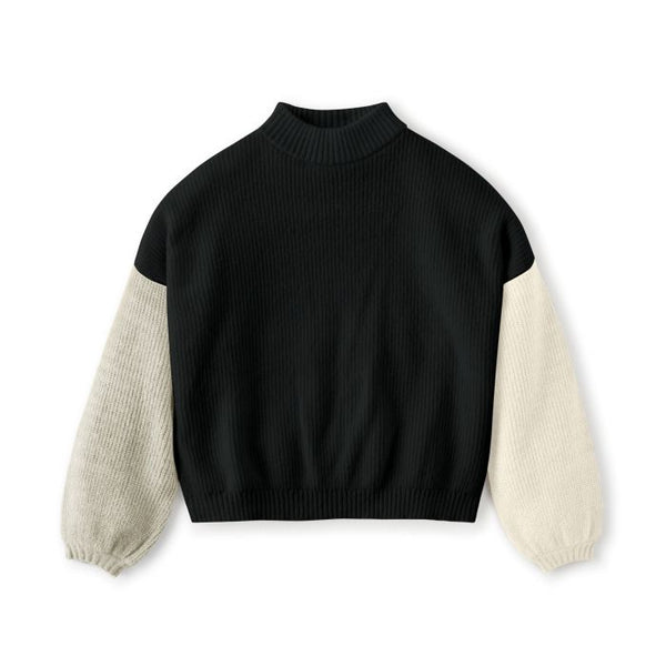 Burning Up Sweater Women Brixton Black