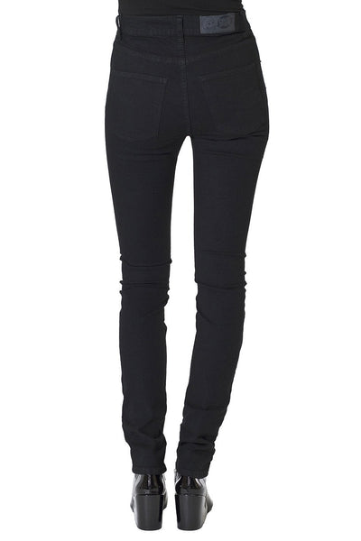 Second Skin Women Cheap Monday Very Stretch Black