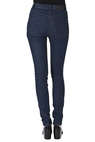 Second Skin Women Cheap Monday Very Stretch Onewash