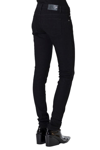 Slim Women Cheap Monday Pitch Black