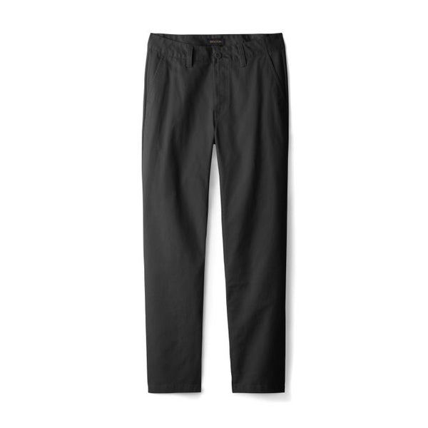 Brixton Choice Chino Taper Crossover Pant Men Black