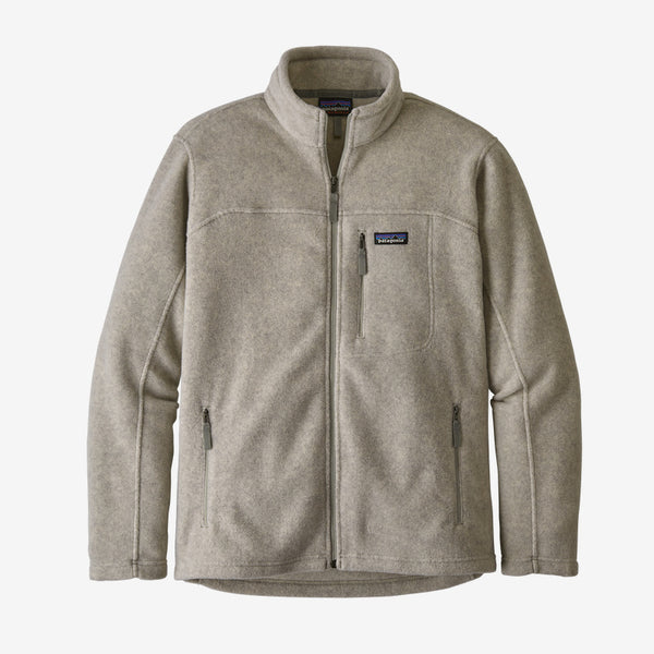 Classic Synch Jacket Patagonia Mn Oatmeal Heather