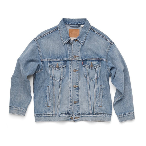 Dad Trucker Women Levi's Indigo Anthem
