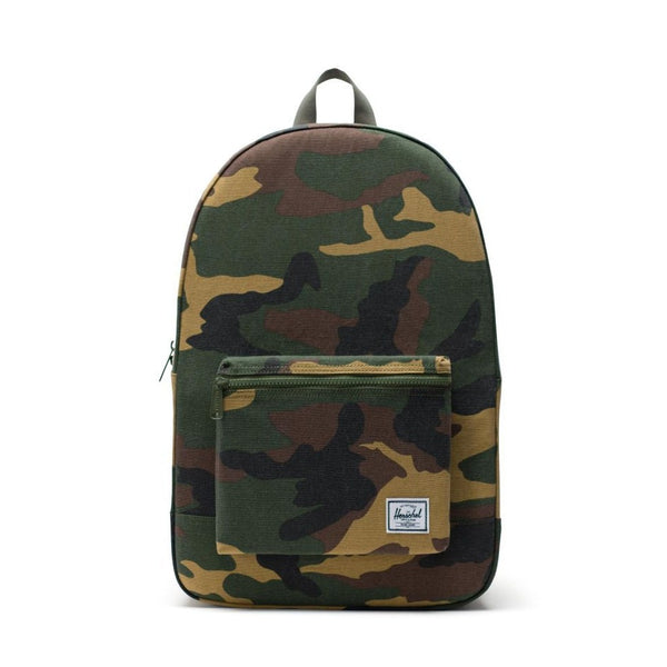 Daypack Cotton Casuals Herschel Woodland Camo
